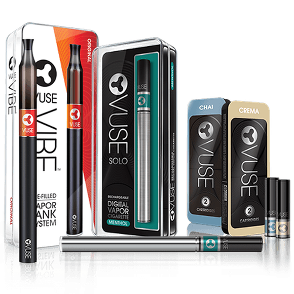 Reynolds-American's Vuse electronic cigarettes